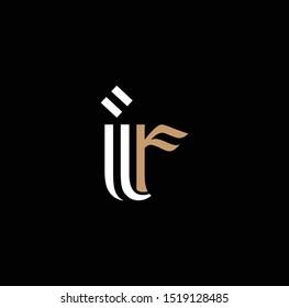 IR logo and icon design