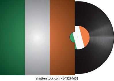 Ireland vinyl record