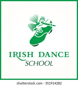 Irish Dance School logo