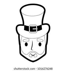 Irish top hat design