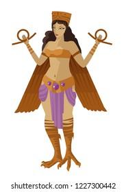 ishtar mesopotamia goddess