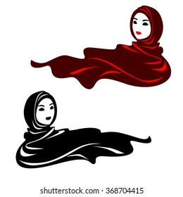 Islam fashion border