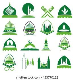 Islamic Arabic Mosque