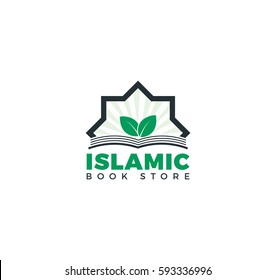 Islamic book store Logo