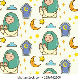 Hijab Girl Wallpaper Photos - 868 hijab girl Stock Image