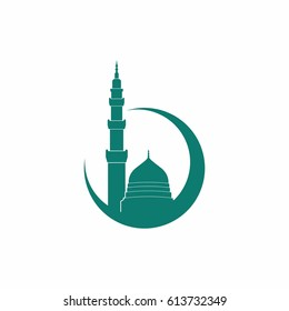 islamic logo vector