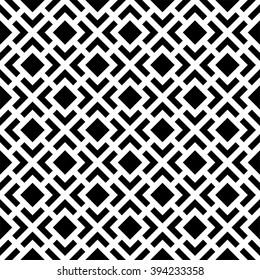 Islamic pattern, abstract geometric background