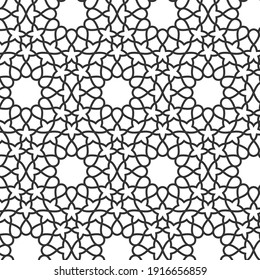 Islamic pattern background texture concept