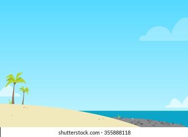 Island Background