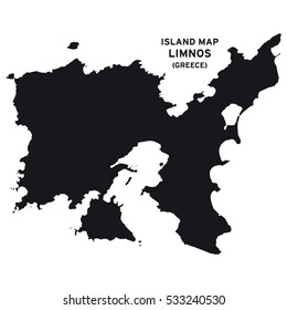 Lemnos Greece Map.Limnos Images Stock Photos Vectors Shutterstock