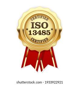 ISO 13485 standard rosette - medical devices