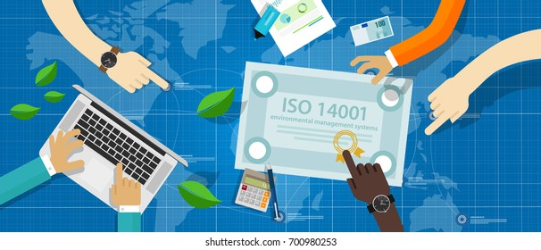 ISO 14001 environmental management system certification standard compliance