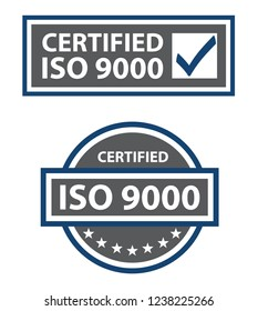 ISO 9000 2015 Certified Quality Management Systems