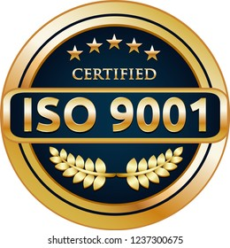 ISO 9001 2015 Certified Quality Management