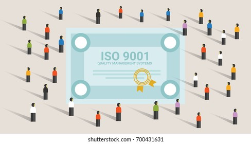 ISO 9001 quality management systems certification standard international compliance together achieve leadership