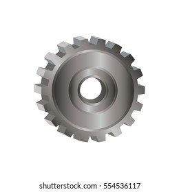 Isoalted gear design