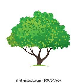 isolate vector tree