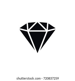 Isolated Brilliant Icon. Jewel Vector Element Can Be Used For Brilliant, Jewel, Precious Design Concept.