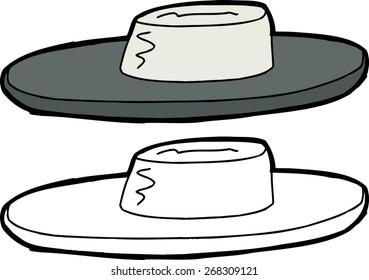 Isolated cartoon blender lid over white background