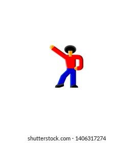 Imágenes, fotos de stock y vectores sobre Emoji Dancing   Shutterstock