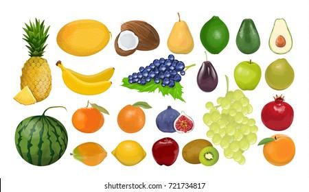 Le Petit  Fruits