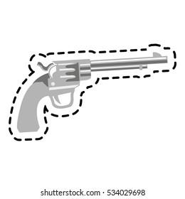 Isolated gun design