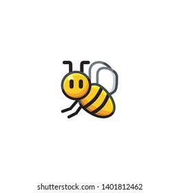 Imágenes, fotos de stock y vectores sobre Bee Pictogram | Shutterstock