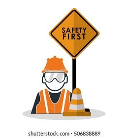Isolated industrial safety design
