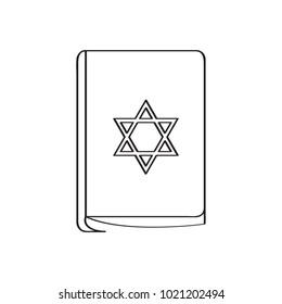 Isolated jewish bible