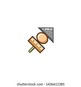 Isolated Oden Vector Icon, Emoticon