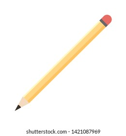 Isolated pencil tool design vector illustration