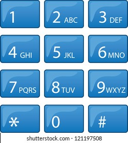 Dial Pad Images, Stock Photos & Vectors   Shutterstock