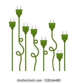Isolated plugs design