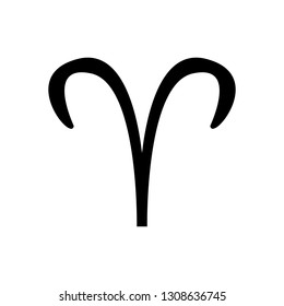 horoscope symbols aries