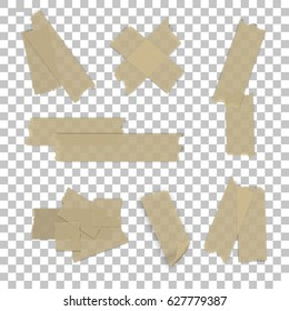 Sticky Transparent Tape Images Stock Photos Vectors
