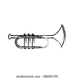 Isolated trumpet design