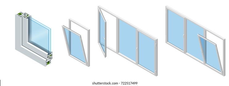 Pvc Window Section : Double crossing images stock photos vectors shutterstock