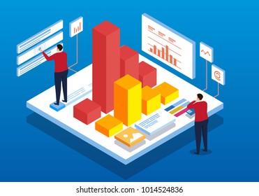 Isometric data plan