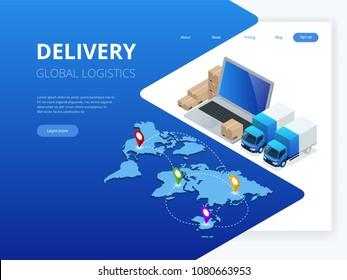 Logistics Images, Stock Photos & Vectors | Shutterstock