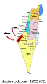 Israel military conflict