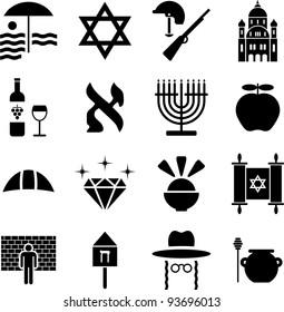 Israel pictograms