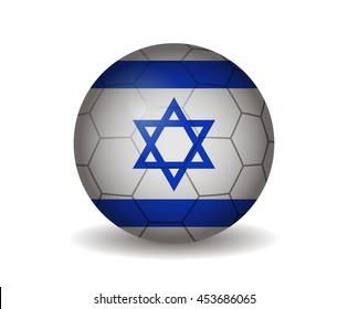israel soccer ball