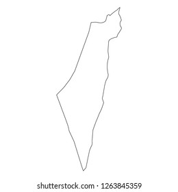 Simple Map of Israel Images, Stock Photos & Vectors   Shutterstock on physical map of israel, simple map of israel, population density map of israel, location of dead sea on a map of israel, great seal of israel, satellite map of israel, soil map of israel, close up map of israel, blank map jerusalem, modern day map israel, just a map of israel, political map of israel, map of major cities in israel, unlabeled map of israel, white map of israel, outline map of israel, geologic map of israel, flag of israel, large map of israel, printable map israel,