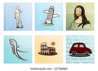Italian art avatars