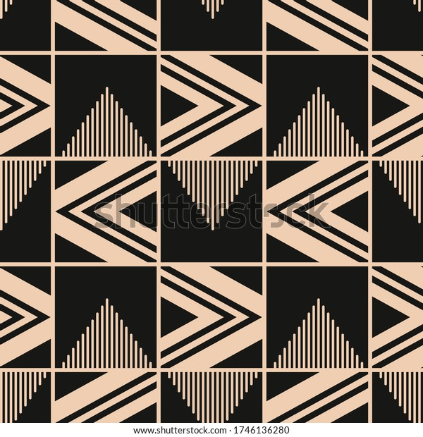 Italian luxury pattern with defined color combinations