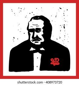 Italian mafioso, criminal icon.