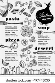 Ilustraciones Imágenes Y Vectores De Stock Sobre Italian