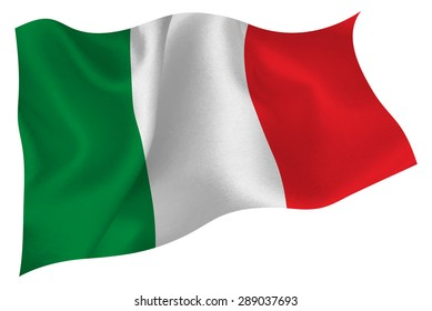 Italy flag flag