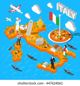 Italy Tourism Guide Stock Images RoyaltyFree Images Vectors