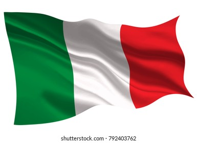 Italy national flag flag icon